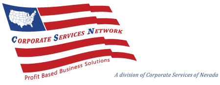 Corporate Services Network Logo